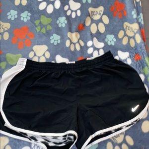 Nike Woman's XL Dri-Fit shorts